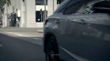 2018 Lexus RX 350 TV Spot, 'To Err Is Human' [T2] - Thumbnail 6