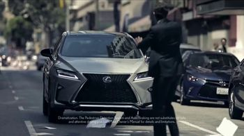 2018 Lexus RX 350 TV Spot, 'To Err Is Human' [T2] - 3267 commercial airings