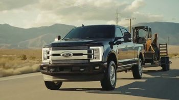 Ford TV Spot, 'Built Ford Tough' Song by Jerry Reed [T1] - 350 commercial airings