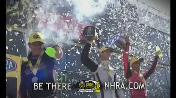 NHRA Mello Yello TV Spot, 'First Two Races'