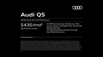 2018 Audi Q5 TV Spot, 'Pioneering Performance' [T2] - Thumbnail 5