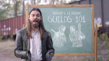 The Walking Dead: No Man's Land TV Spot, 'Playtime With Jesus: Guild 101'