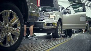 2018 Ford F-150 TV Spot, 'What Makes a Winner?' Featuring Matthew Stafford [T2] - Thumbnail 8