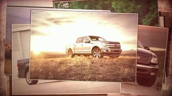 2018 Ford F-150 TV Spot, 'What Makes a Winner?' Featuring Matthew Stafford [T2] - 1 commercial airings