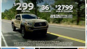 Toyota Truck Month TV Spot, '2018 Tacoma' [T2] - Thumbnail 10