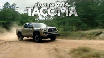 Toyota Truck Month TV Spot, '2018 Tacoma' [T2] - Thumbnail 5