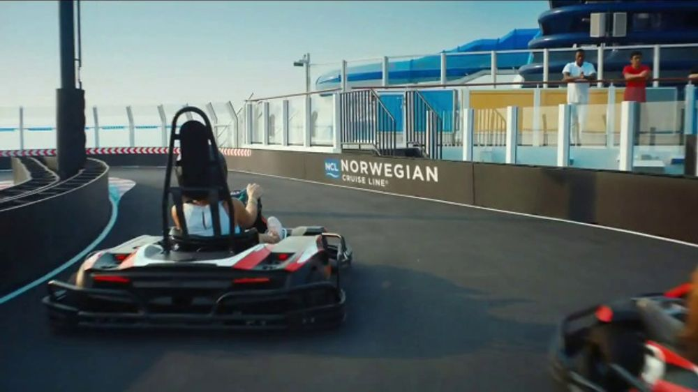 Norwegian Cruise Lines TV Commercial, 'Free Airfare And