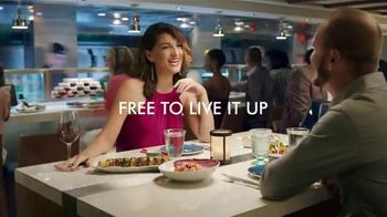 Norwegian Cruise Line TV Spot, 'Free Airfare and Open Bar' Song by Pitbull - Thumbnail 5