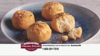 Omaha Steaks Summer Grilling Package TV Spot, 'Summer Barbecues' - Thumbnail 5