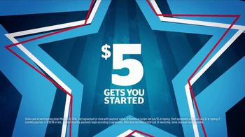 Aaron's Memorial Day Holiday Weekend Event TV Spot, 'Start a Lease with $5' - Thumbnail 2