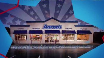 Aaron's Memorial Day Holiday Weekend Event TV Spot, 'Start a Lease with $5' - Thumbnail 6