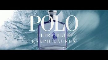 Ralph Lauren Polo Ultra Blue TV Spot, 'Olas' con Luke Rockhold [Spanish] - Thumbnail 10