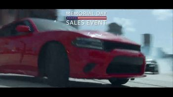 Dodge Memorial Day Sales Event TV Spot, 'Brotherhood of Muscle: Courses' [T2] - Thumbnail 3