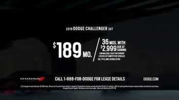Dodge Memorial Day Sales Event TV Spot, 'Brotherhood of Muscle: Courses' [T2] - Thumbnail 4