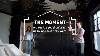 Lowe's Memorial Day Savings TV Spot, 'The Moment: Paint Guarantee' - Thumbnail 3