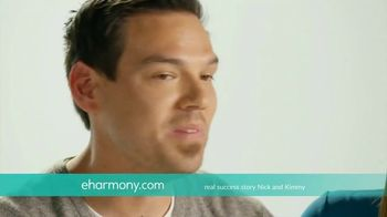 eHarmony TV Spot, 'Nick and Kimmy' Song by Natalie Cole - Thumbnail 4