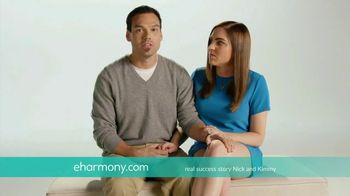 eHarmony TV Spot, 'Nick and Kimmy' Song by Natalie Cole - Thumbnail 5