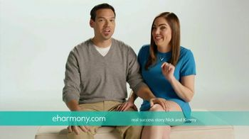 eHarmony TV Spot, 'Nick and Kimmy' Song by Natalie Cole - Thumbnail 9