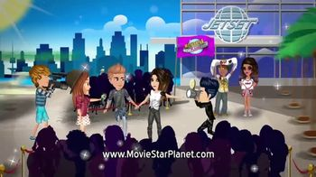 MovieStarPlanet.com TV Spot, 'The Rich and Famous'