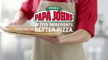 Papa John's TV Spot, 'It Starts with Our Ingredients' - Thumbnail 10