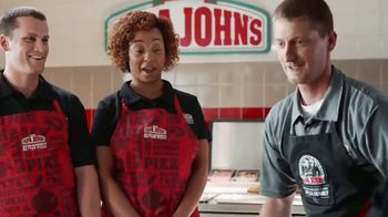 Papa John's TV Spot, 'It Starts with Our Ingredients' - Thumbnail 7