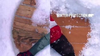 BEHR Premium Stain Memorial Day Savings TV Spot, 'Two Stains, Four Seasons' - Thumbnail 7