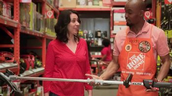The Home Depot Memorial Day Savings TV Spot, 'The Latest' - Thumbnail 3