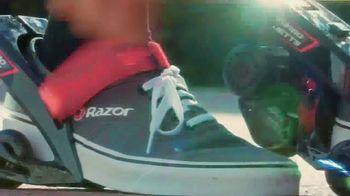 Razor Turbo Jetts TV Spot, 'Put the Power at Your Heels'