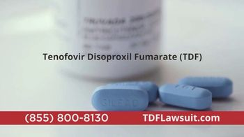 TDFLawsuit.com TV Spot, 'HIV Drug' - Thumbnail 2