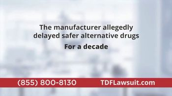 TDFLawsuit.com TV Spot, 'HIV Drug' - Thumbnail 4