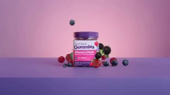Natrol Gummies TV Spot, 'Delicious and Good for You' - Thumbnail 4