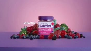 Natrol Gummies TV Spot, 'Delicious and Good for You' - Thumbnail 5