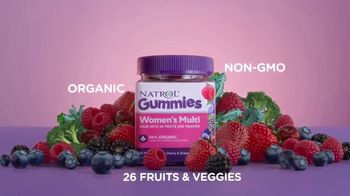 Natrol Gummies TV Spot, 'Delicious and Good for You' - Thumbnail 6
