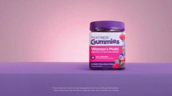 Natrol Gummies TV Spot, 'Delicious and Good for You' - Thumbnail 9
