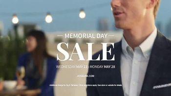 JoS. A. Bank Memorial Day Sale TV Spot, 'The Moment' - Thumbnail 8