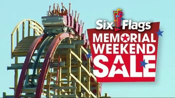 Six Flags Over Texas Memorial Weekend Sale TV Spot, 'Spinsanity' - Thumbnail 1