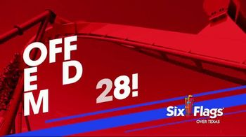 Six Flags Over Texas Memorial Weekend Sale TV Spot, 'Spinsanity' - Thumbnail 10