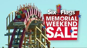 Six Flags Over Texas Memorial Weekend Sale TV Spot, 'Spinsanity' - Thumbnail 2