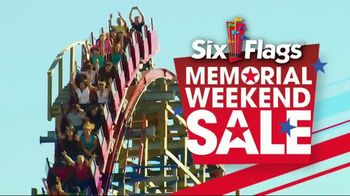 Six Flags Over Texas Memorial Weekend Sale TV Spot, 'Spinsanity' - Thumbnail 3