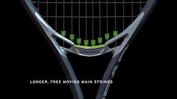 Tennis Warehouse TV Spot, 'Head MXG Tennis Racquets' - Thumbnail 5