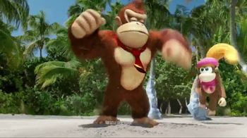Donkey Kong Country: Tropical Freeze TV Spot, 'Trouble in Paradise' - Thumbnail 2