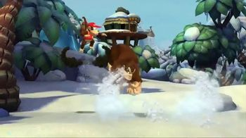 Donkey Kong Country: Tropical Freeze TV Spot, 'Trouble in Paradise' - Thumbnail 4