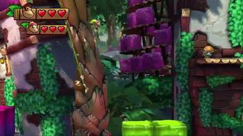 Donkey Kong Country: Tropical Freeze TV Spot, 'Trouble in Paradise' - Thumbnail 8