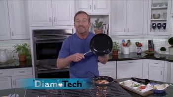 DiamoTech TV Spot, 'The Last Pan You Will Ever Need'