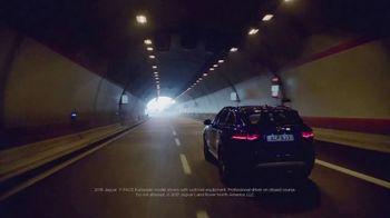 2018 Jaguar F-PACE TV Spot, 'Elevated' [T2] - Thumbnail 1