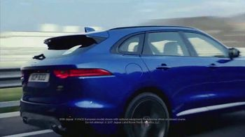 2018 Jaguar F-PACE TV Spot, 'Elevated' [T2] - 6340 commercial airings