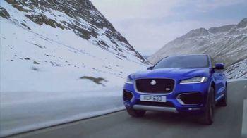 2018 Jaguar F-PACE TV Spot, 'Elevated' [T2] - Thumbnail 6