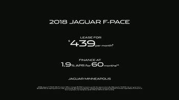2018 Jaguar F-PACE TV Spot, 'Elevated' [T2] - Thumbnail 9