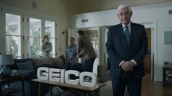 GEICO TV Spot, 'Dave Coulier Rescued From Couch' - Thumbnail 10