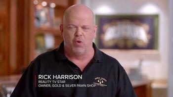 LifeLock TV Spot, 'Harrison DSP1 V1' Featuring Rick Harrison - Thumbnail 2